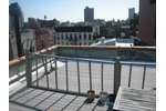 ♦ SOHO Duplex PH ♦ 3 Bedroom with Skylights & private Roof-deck ♦